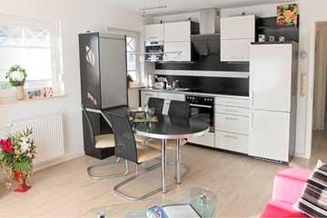 Birkenstraße - Küche